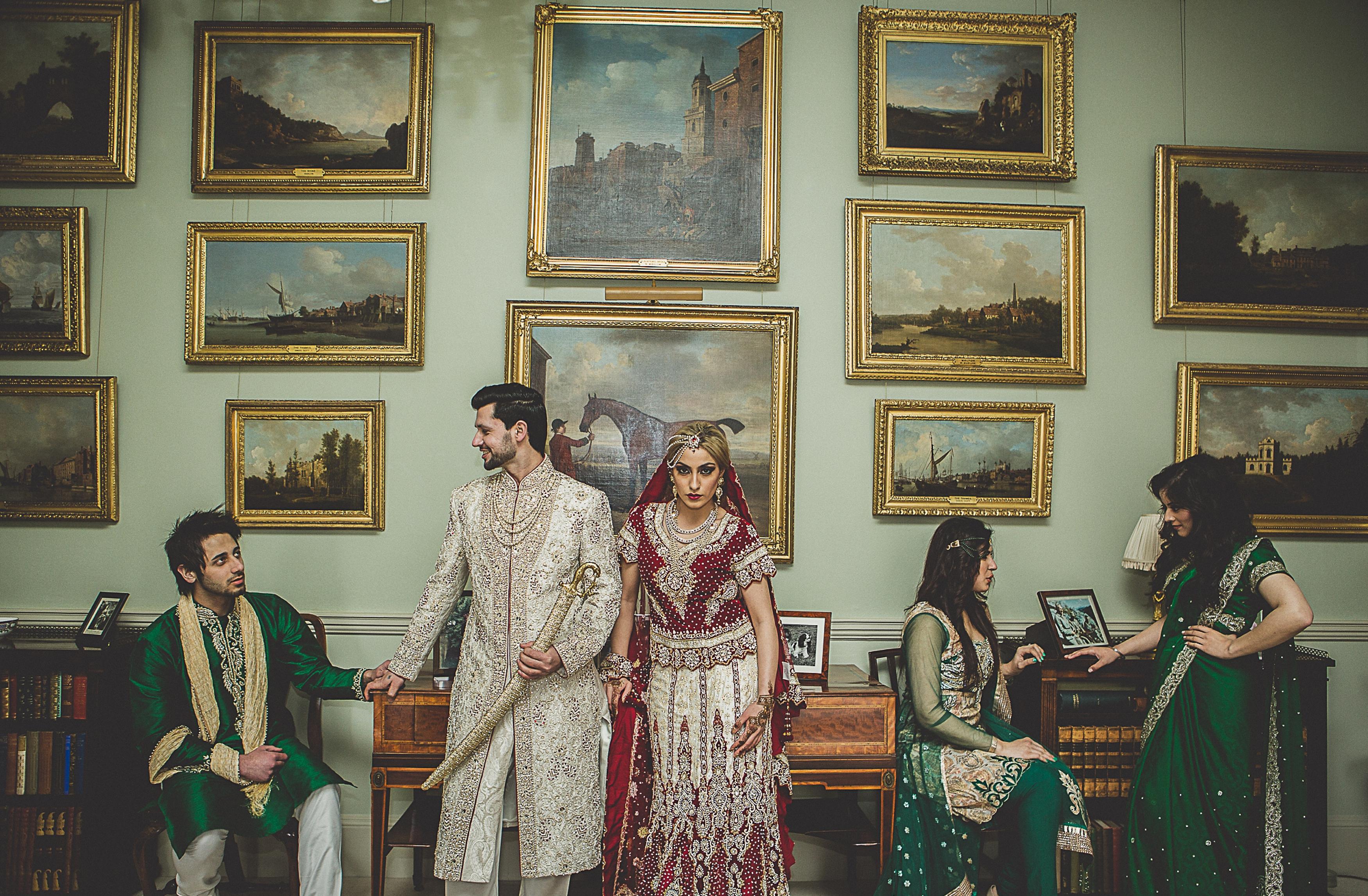 Mughal Wedding